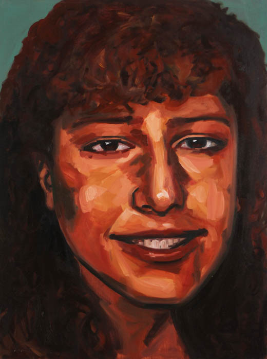 Painting of Holly Painter Missing