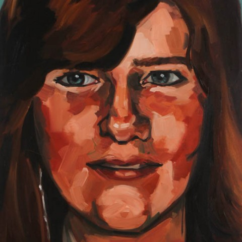 Painting of Lisa Somerton Missing
