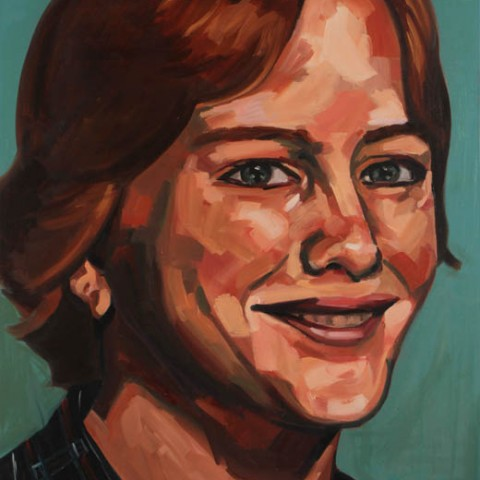 Painting of Lisa Maas Missing
