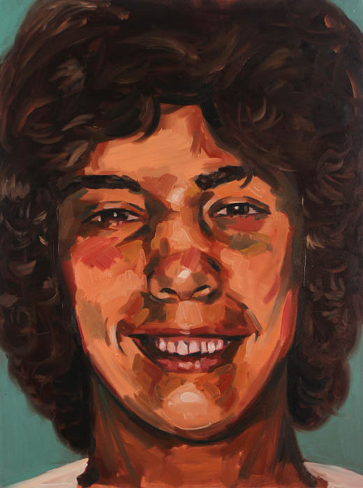 Painting of Marianne Minor Missing