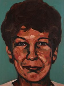 Painting of Mary Ann Copeman Missing