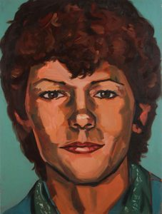 Painting of Lois Hanna Missing